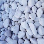 Mramorové kameny a drtě