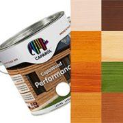 <span class=&quot;caps&quot;>CAPAROL</span> — barvy a lazury na dřevo